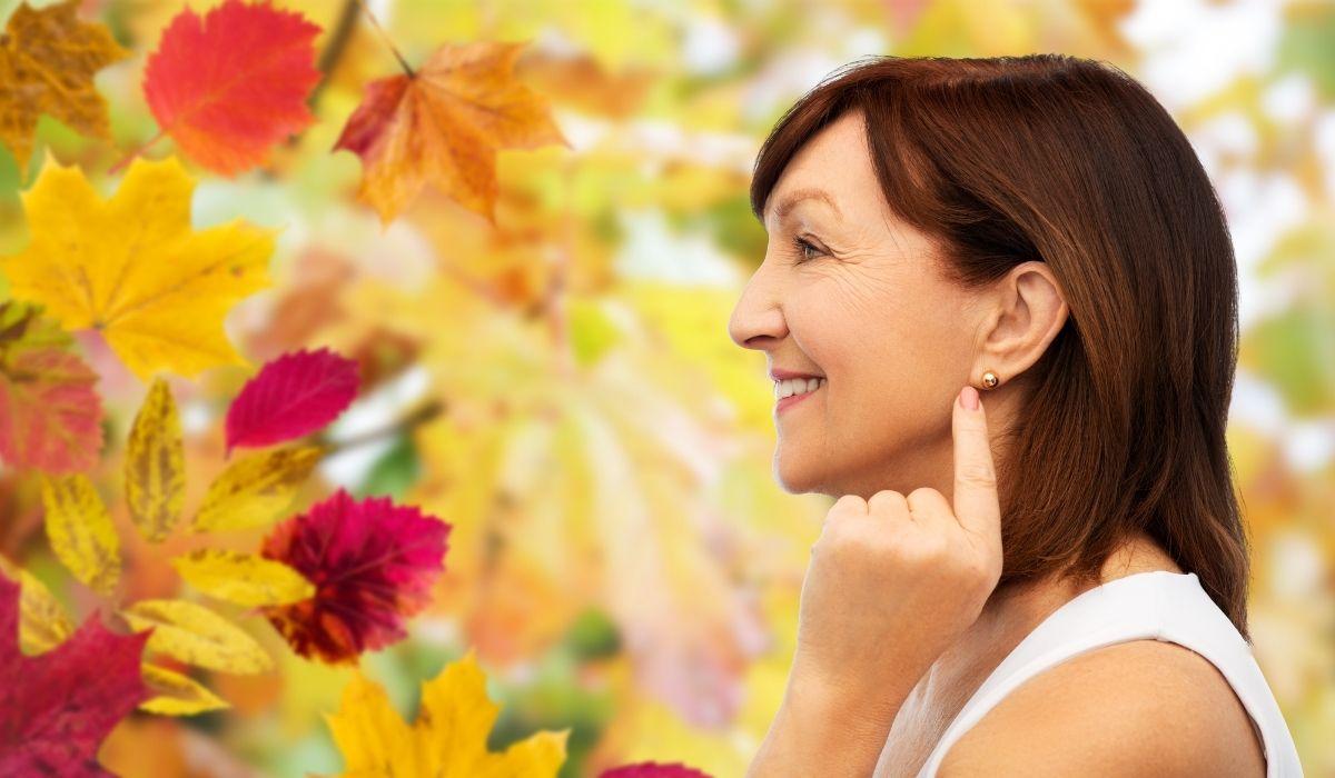 Modny dodatek do jesiennych stylizacji - kolczyki ze stali nierdzewnej